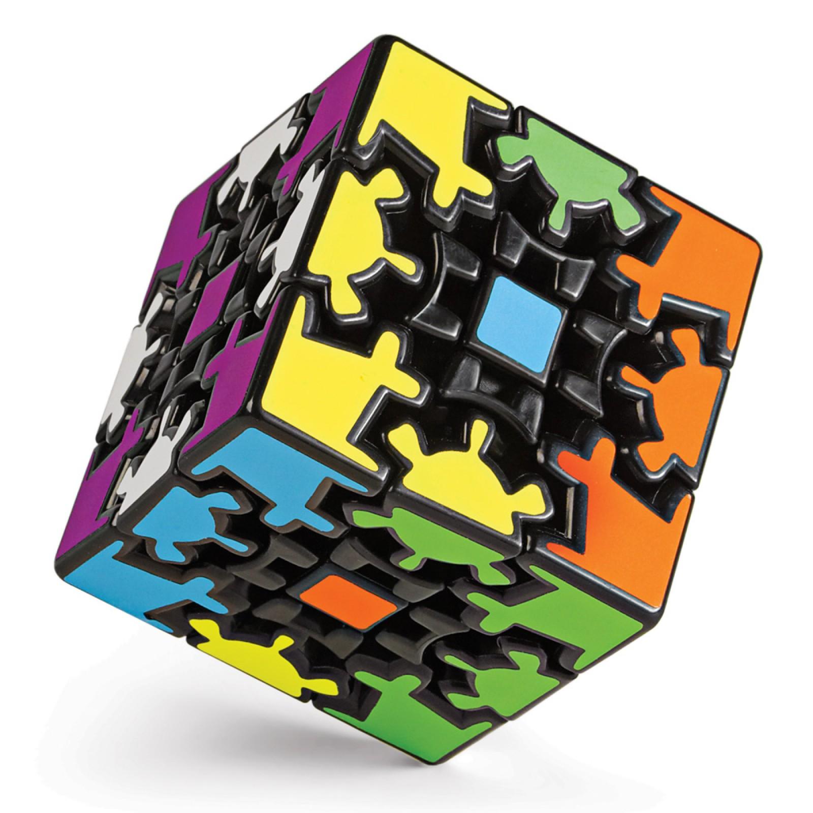 Kocka s prevodovkou Gear Cube
