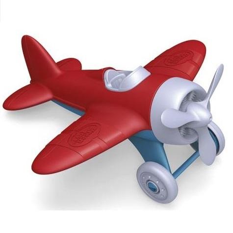 Lietadlo červené