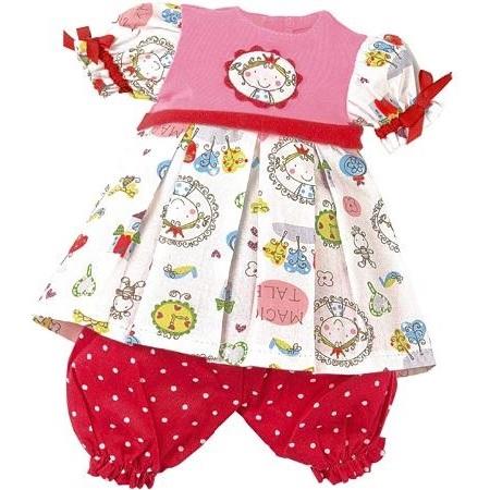 Oblečenie pre bábiku Princess