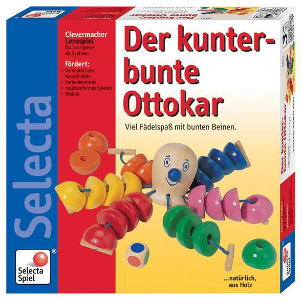 Hra Pestrofarebný Ottokar